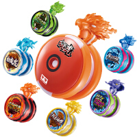儿童玩具悠悠球火力少年王6悠拳英雄溜溜球