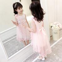 女童夏装连衣裙新款韩版小清新儿童小女孩夏天裙子5公主裙6岁