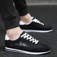 2017新款夏季男鞋子帆布鞋运动板鞋韩版潮流布鞋学生休闲百搭潮鞋