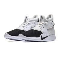 Nike耐克男鞋休闲鞋2018Kwazi椰子回到未来高帮运动鞋917541
