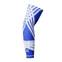 20180416022740557幻影蓝护臂健身运动训练加长吸汗透气护肘防晒手袖套袖男女 幻影蓝护臂