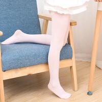 儿童连裤袜春秋学生舞蹈袜女童打底裤女孩白色丝袜子