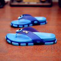 夏季儿童拖鞋男童亲子人字拖防滑女童中大童夹脚沙滩浴室内外凉拖