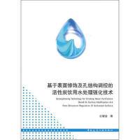 基于表面修饰及孔结构调控的活性炭饮用水处理强化技术