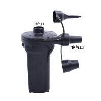 HT-677家用车载两用蓄电泵 户外蓄电池电泵 充气泵可充床垫充气船SN8955