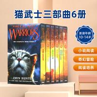 顺丰发货 Warriors: Power of Three Box Set:Volumes 1 to 6 猫武士 三力量 第三部套装 英文原版小说