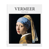 【Basic art 】原版图书 Vermeer 约翰内斯 维米尔 风俗绘画 荷兰画派 画家原版 戴珍珠耳环的少女