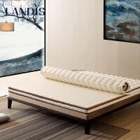 棕垫椰棕棕榈硬席梦思乳胶床垫1.8m 1.5米折叠经济型定做yr02 1