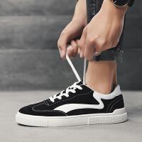 新款单鞋男鞋板鞋青少年潮鞋休闲原宿风鞋子