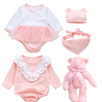 婴儿礼盒新生儿衣服套装礼盒装春夏宝宝