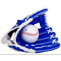 加厚 内野投手棒球手套 接球垒球手套 10.5寸儿童少年子