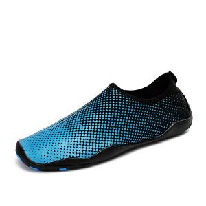 Mr.zuo跑步机鞋沙滩鞋男女情侣潜水鞋游泳浮潜鞋速干漂流鞋溯溪鞋两栖鞋