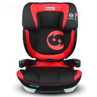 路途乐儿童汽车安全座椅 isofix硬接口 乐乐猴S适合3-12岁 3C认证