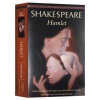 Hamlet 哈姆雷特 王子复仇记 英文版原版 莎士比亚戏剧 William Shakespeare 进口英语书籍Ban