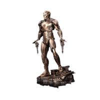 复仇者联盟2:奥创纪元mark45钢铁侠GK创意大号雕像摆件礼品