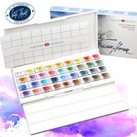 俄罗斯白夜固体水彩 艺术家12色 16色 36色固体水彩颜料24色学生级水彩颜料