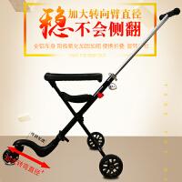 儿童手推车小孩三轮车宝宝带娃遛娃推车轻便简易折叠