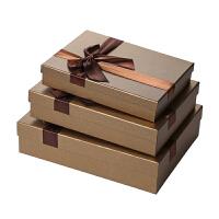 商务大号节日*盒礼物盒丝巾盒 包装礼盒 衬衫盒 礼品盒