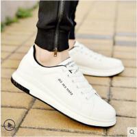 新款抖音同款帆布男士运动休闲白鞋韩版潮流板鞋百搭潮鞋小白男鞋