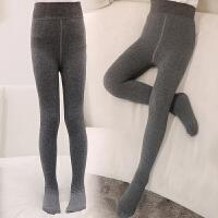 女童加绒打底裤冬季儿童连袜裤