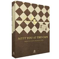 包邮 MEET YOU AT THE CAFE 咖啡品牌计图书 当下世界的咖啡品牌形象和咖啡空间 原版现货