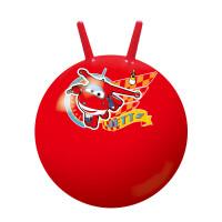 羊角球跳跳球加大加厚坐骑儿童充气玩具宝宝球类玩具幼儿园1-3岁