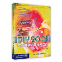 DIY 2001电脑组装与局域网实战 洪锦魁研究室 人民邮电出版社