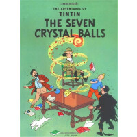 【英文原版】The Adventures of Tintin:The Seven Crystal Balls 丁丁历险