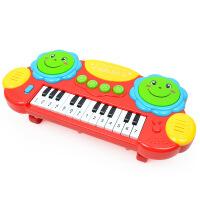 婴幼儿玩具 音乐电子琴玩具宝宝儿童早教益智礼盒装生日礼物