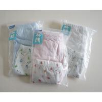 婴幼儿A类内衣 全棉双层小孔面料 纯棉平角睡裤两条装~新色来咯