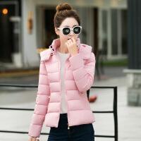 秋冬季新款韩版时尚显瘦轻薄短款羽绒女棉衣修身棉袄外套
