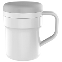 二代温差自动磁力黑科技不用充电搅拌杯懒人便携创意咖啡杯搅拌器