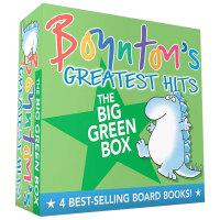 Boynton's Greatest Hits �G盒子套�b 博因�D力作 英文�和�故事