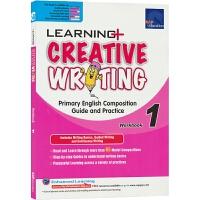 【首页抢券300-100】SAP Learning Creative Writing 1 附赠电子书读物 学习系列一年级