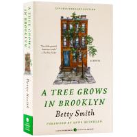 布鲁克林有棵树 英文原版小说 A Tree Grows in Brooklyn 曹文轩推荐 英文版 正版进口英语书籍