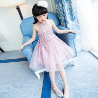 女童连衣裙夏装新款洋气公主裙儿童女孩裙子夏季潮