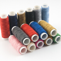 涤纶缝纫线 家用多色套装牛仔裤线粗缝衣服针线高度手工线团