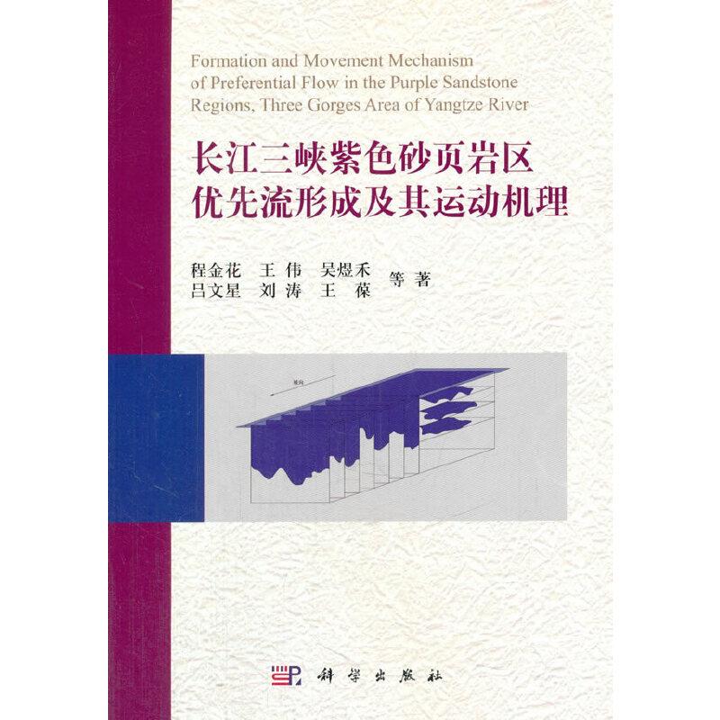 【按需印刷】-长江三峡紫色砂页岩区优先流形成及其运动机理 按需印刷商品,发货时间20天,非质量问题不接受退换货。