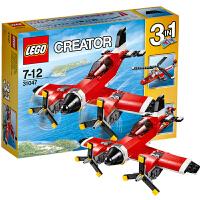 【当当自营】LEGO乐高螺旋桨飞机 31047