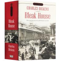 荒凉山庄 英文原版小说 Bleak House 经典世界名著 狄更斯 原著文学小说 英文版 正版进口英语书籍