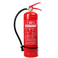 4kg公斤干粉灭火器仓库厂房家用商用手提式ABC灭火器消防器材