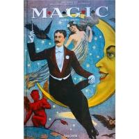 现货大开本15世纪-20世纪中期魔术Magic 1400s-1950s插画复古海报摄影艺术画册