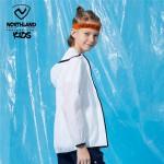 诺诗兰童装儿童防晒衣男童2021夏季新款防紫外线女童中大童皮肤衣