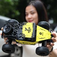无线遥控车越野车充电电动遥控汽车高速赛车模型儿童男孩玩具车