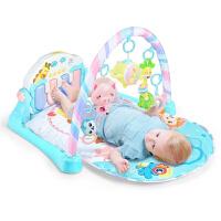 脚踏钢琴宝宝0-1岁健身架器新生婴儿3-6-12个月男孩女孩蓝牙可直充脚踏钢琴婴儿健身架