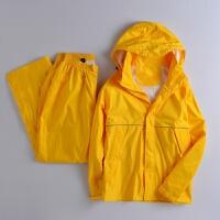日单雨衣雨裤套装便携分体透气男女骑行步行雨衣雨披