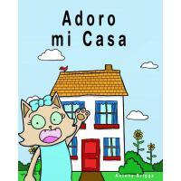 【预订】Adoro Mi Casa: Libro de Cuentos Ilustrado Para Ninos -