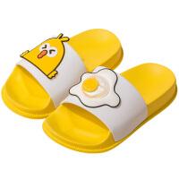 拖鞋1-2岁3男童防滑夏季婴幼儿软底儿童小孩女童凉拖