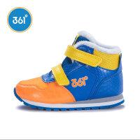 【9月22-25日满200减120】361° 361度童鞋 男童棉鞋男童鞋冬季棉鞋儿童靴子儿童棉鞋N71744650