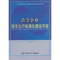 冶金企业安全生产标准化建设手册